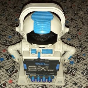 1992 2-XL Talking Robot Vintage 90s